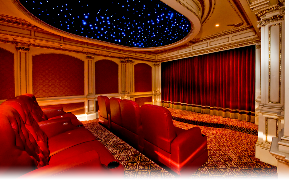 Nj Custom Home Theaters Build Your Own Customized Home Theater