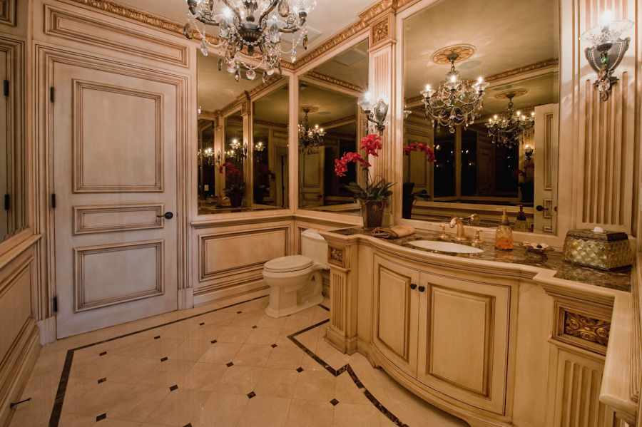 custom bathroom designs - Bathroom Design Nj